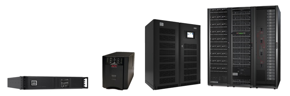 scalable UPS units