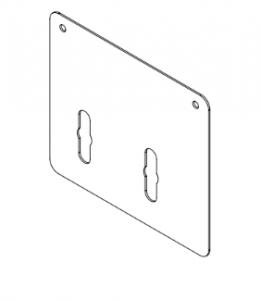 Custom Power Strip Bracket Design 2