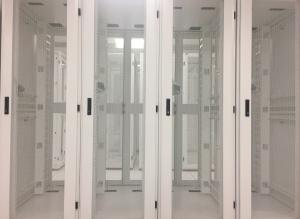 white data center racks 3