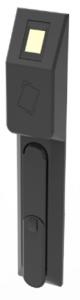 biometric lock for data center rack
