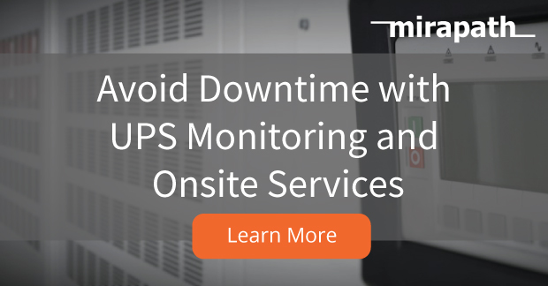 UPS Monitoring and Onsite Services