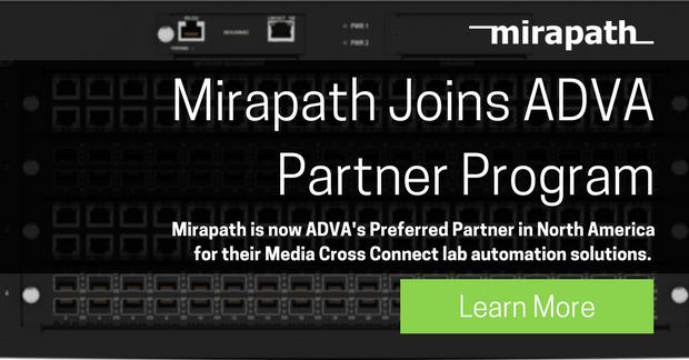 Mirapath Joins ADVA Partner Program
