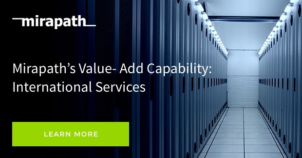 Mirapath's Value-Add Capability: International Services