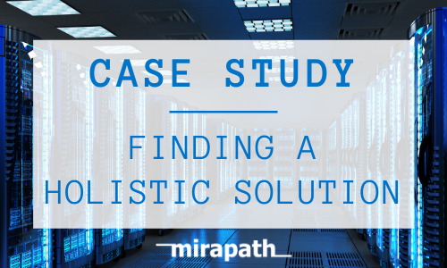 Case Study: Finding a Holistic Solution